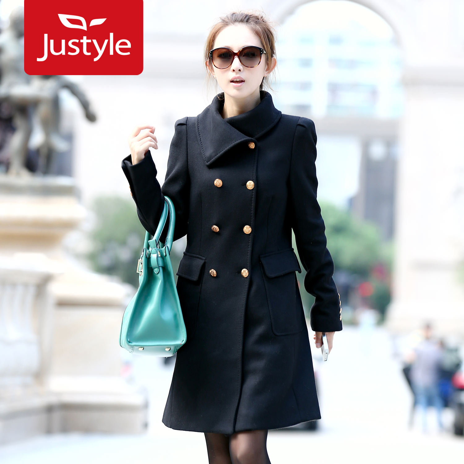 женское пальто JUSTYLE jtl47124112 Justyle2013 JUSTYLE
