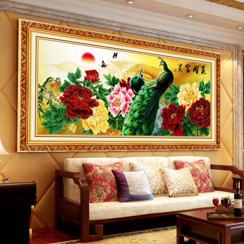 Вышитая картина Fu Linda 093 090 3D