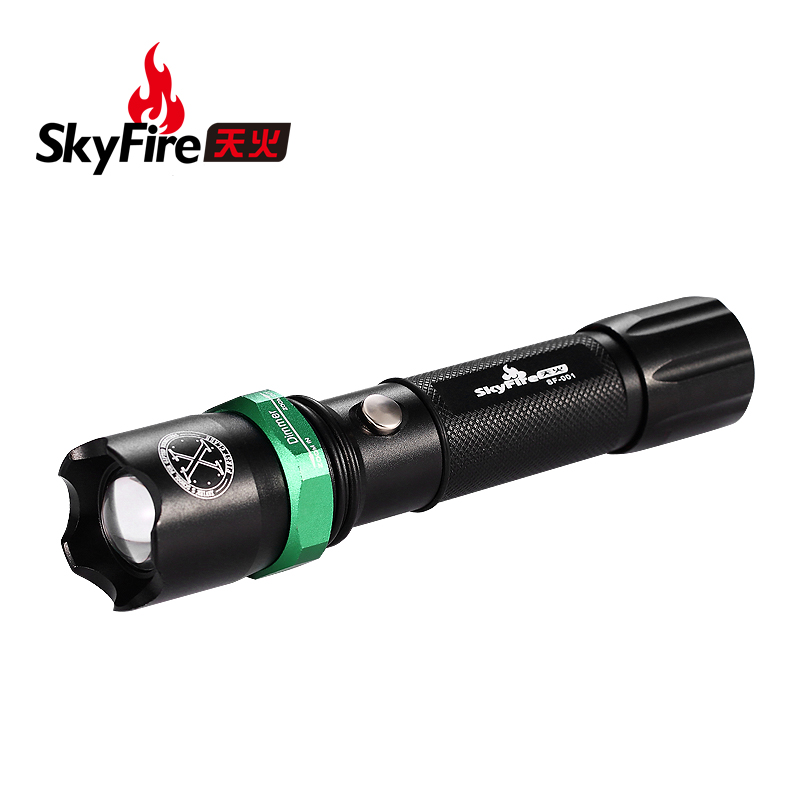 Ручной фонарик Sky fire SF /001 SF001 Q5 USB Sky fire/fire