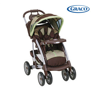 Greer GRACO Baby Stroller Car Seat Can Lie Flat 0 4 Year Old
