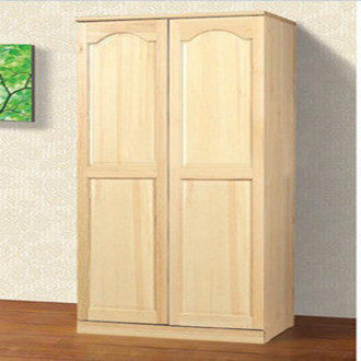 Pine wardrobe pine wood wardrobe for children two two four pumping wardrobe closet simple solid wood wardrobe