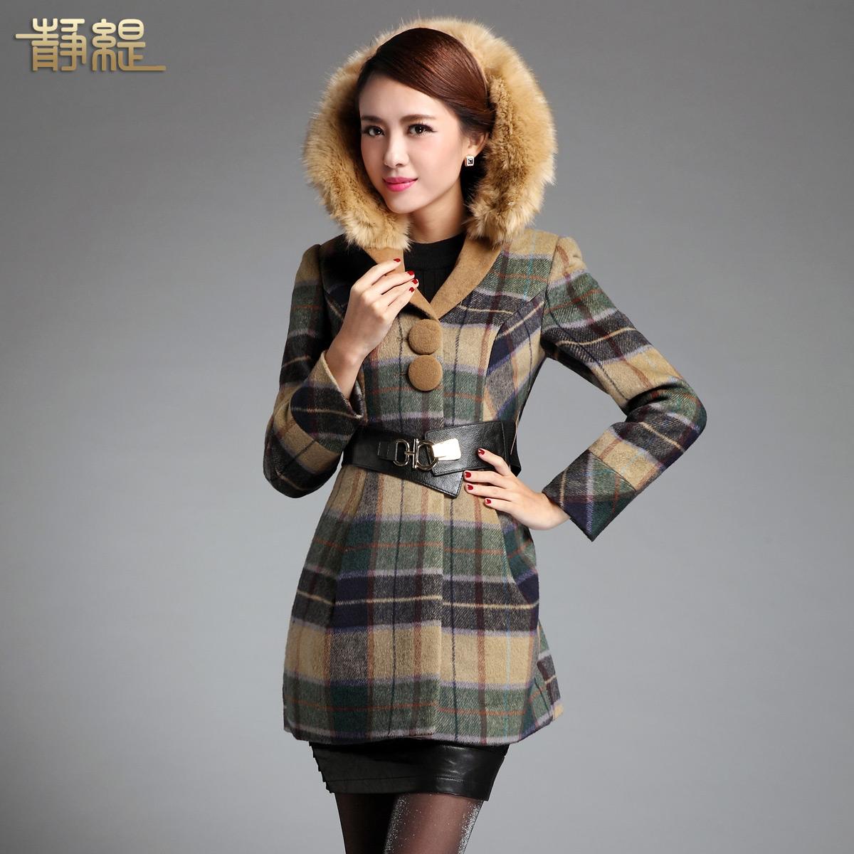 женское пальто Static twips jt8109 2013 8109 Static twips