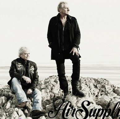 [ Super cheap ] 2013Air Supply air depot Beijing concert tickets