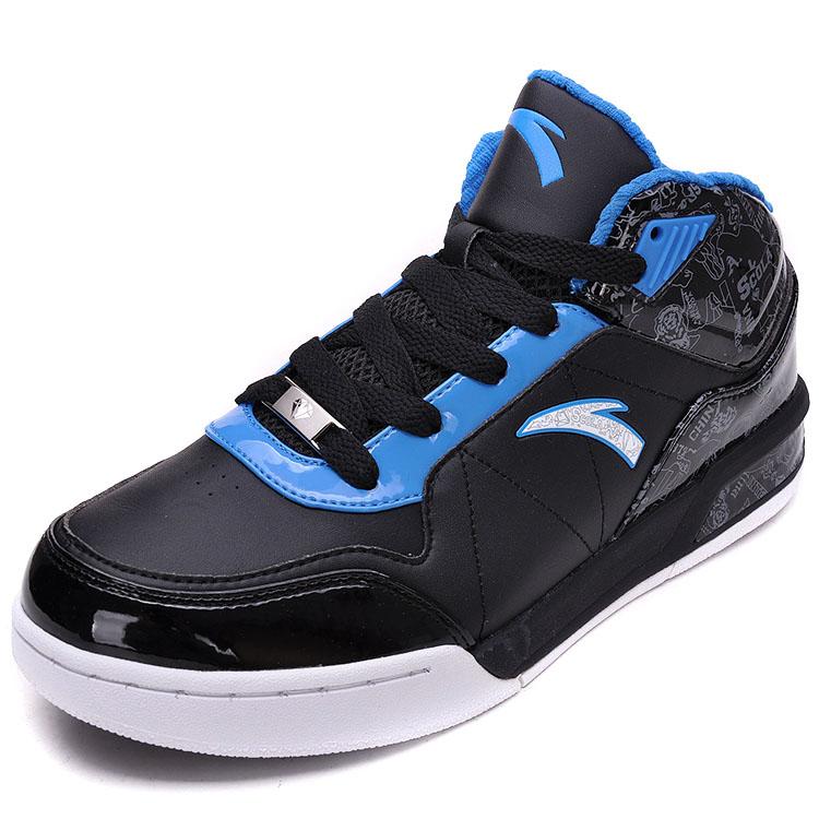 安踏篮球鞋男鞋正品新款特价 夏季水泥霸道减震耐磨休闲运动鞋子
