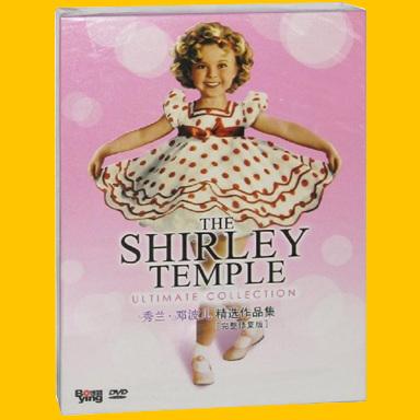 秀兰邓波儿电影全集经典 20DVD光盘碟片 风靡世界超级童星正版