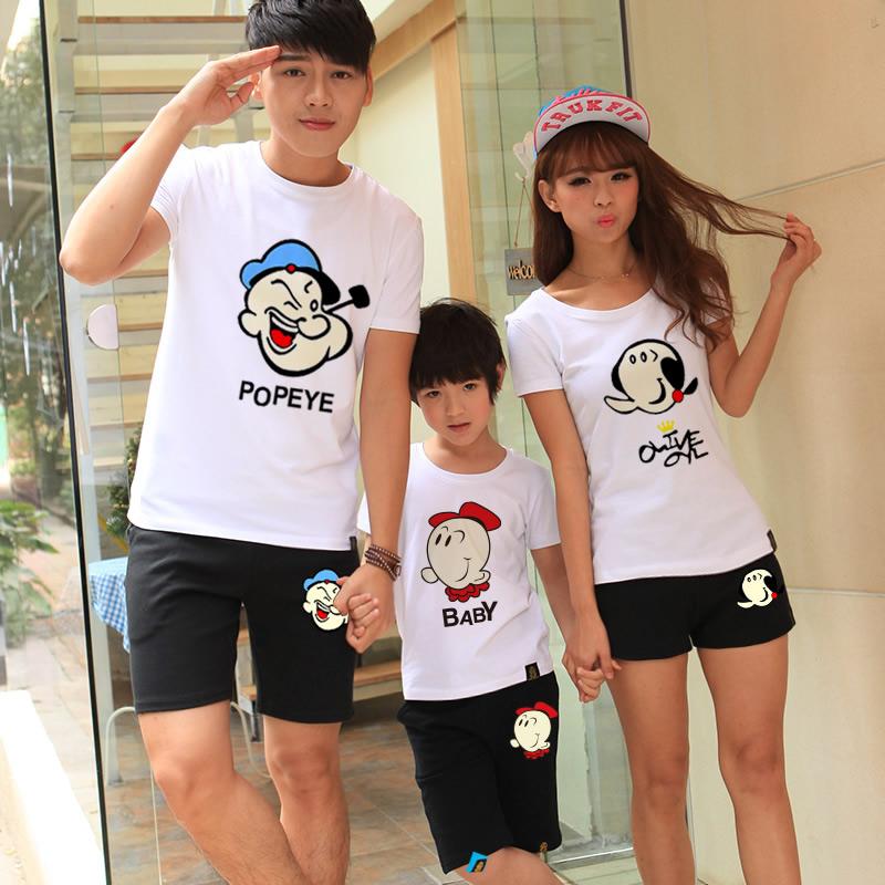 Семейные футболки Clothing cool prince y14b050201 2014 Clothing cool prince