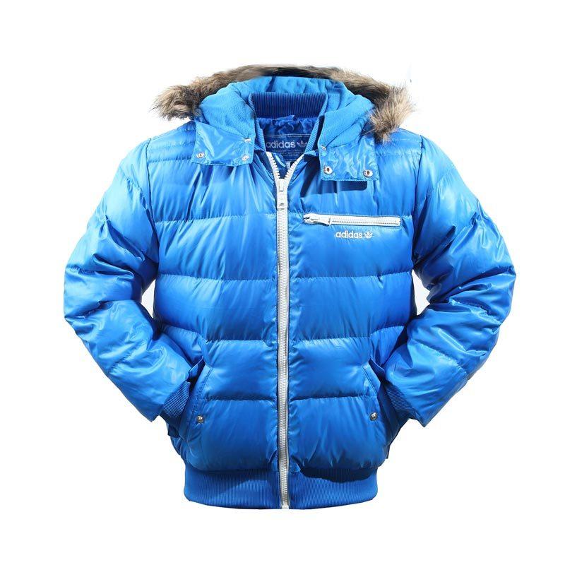 Купить Мужскую Куртку Пуховик Адидас