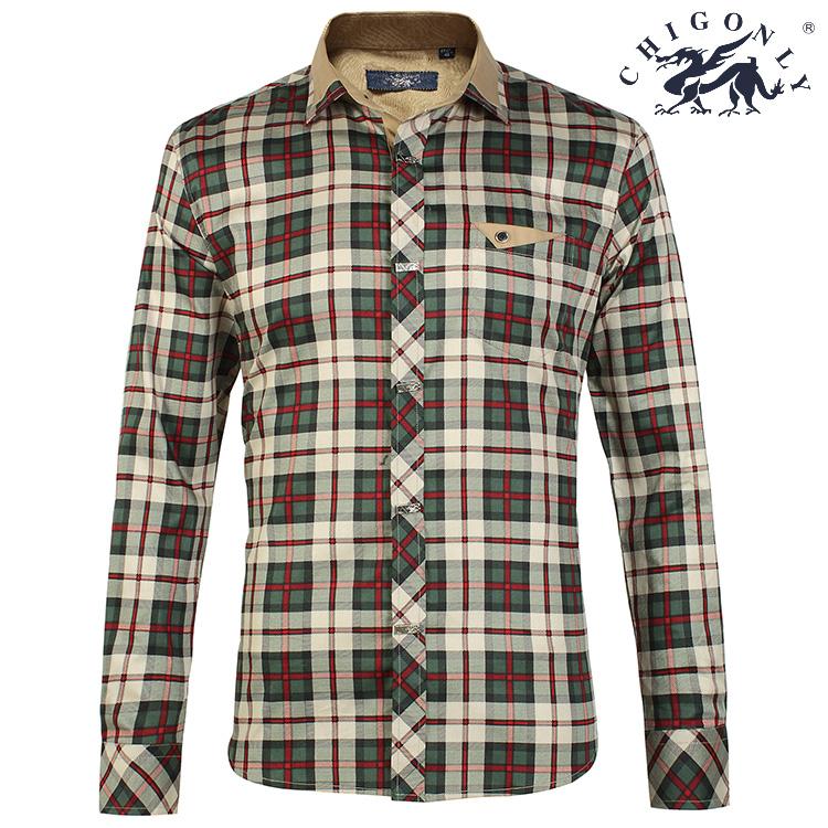 Рубашка мужская Chigonly hl56 2014
