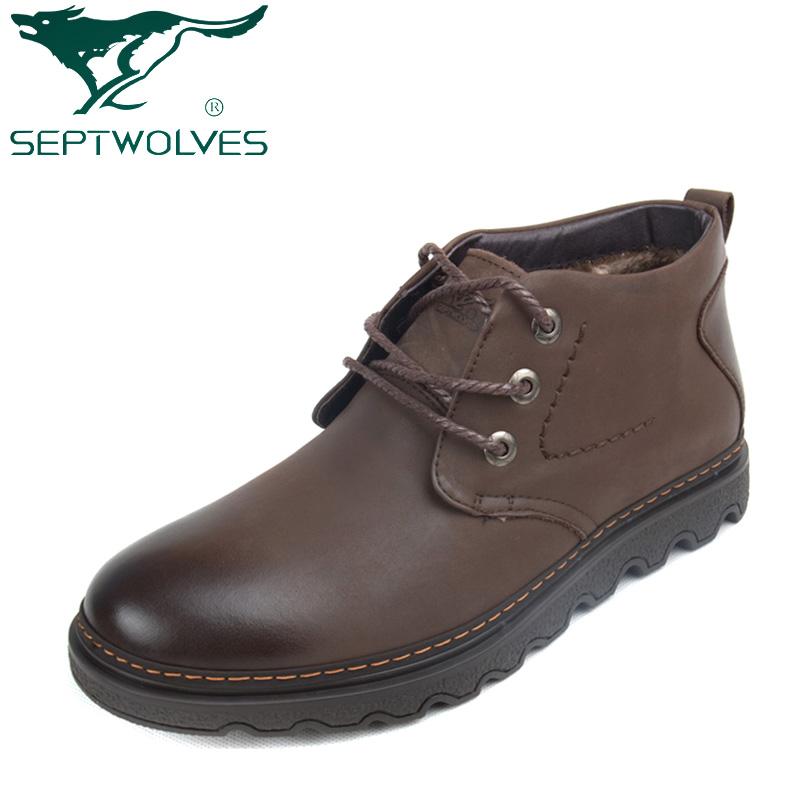 Ботинки мужские The septwolves 633413174