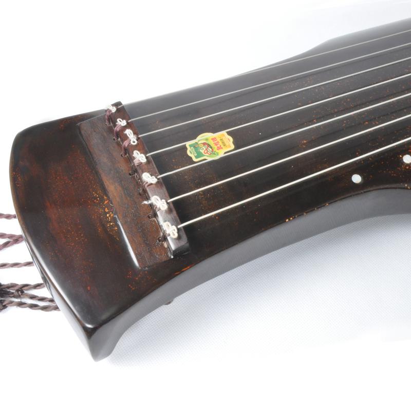 敦煌古琴 687古琴 普及演奏琴伏羲式古琴 民乐一厂正品