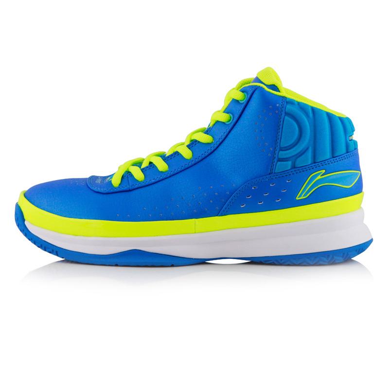 满赠2014新品李宁韦德中国行-机动装甲篮球系列 篮球鞋ABPJ051-6