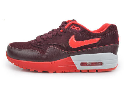 319986 606 Nike Wmns Air Max 1 Gym Red | KicksCrew | Shop