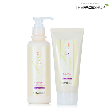 Buy The Face Shop Cosmetics Skincare Rice Milk Cleanser
