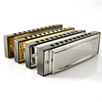 10-hole harmonica tone C beginner harmonica blues ballad dedicated swan type blues harmonica playing free shipping
