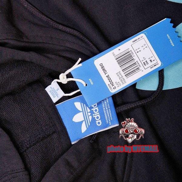 Спортивная толстовка Adidas клевер g балахон torsio Черный череп с капюшоном толстовки v32539
