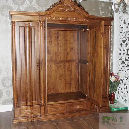 Merveilleux William Wong Grapefruit Old Teak Wardrobe Closet Wardrobe Teak Wood  Furniture, Bedroom Furniture, Wardrobes