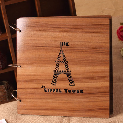 Wood Diy Album Big 12 Inch Handmade Baby Couple Birthday Gift Ideas