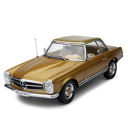 Buy classic cars norev 1 18 benz 200 car models boutique for Mercedes benz toy car models