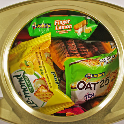 Buy Malaysia imported biscuits Judith assorted biscuits wholesale