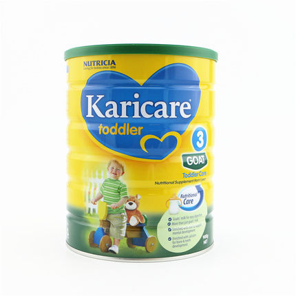 Buy New Zealand direct mail Karicare Goat can RiCOM Gold paragraph 3