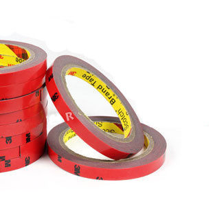 Seamless double-sided adhesive 3m double-sided adhesive acrylic foam tape 3m double-sided adhesive tape 0.8CM wide 3M length