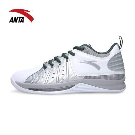 ANTA basketball shoes Londo high to help the new generation 2014 elastic rubber basketball boots | 11421190
