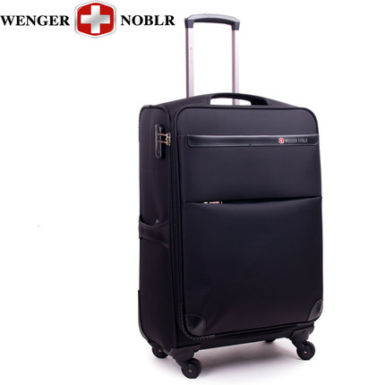 b25aa9dfbe1 WENGER NOBLR Swiss Army Knife 16 inch Wheels Trolley suitcase luggage  business boarding want