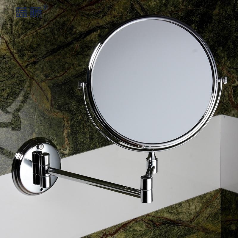 蓝藤全铜双面浴室镜LT-908A
