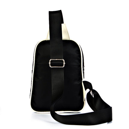 6b815c467a88 BELEER men and women chest bag Messenger bag leisure bag man bag chest  Korean women s singles