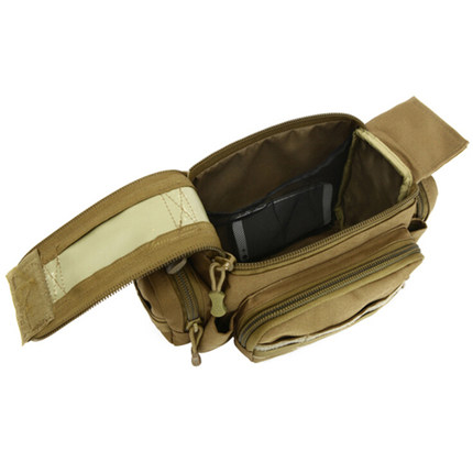 Multifunction pockets waterproof tactical outdoor sports bag casual runners climbing equipment cycling travel packages for men and women
