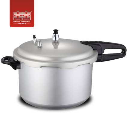 Double Happiness / Century Aluminum Cookware installed genuine cooker pressure cooker pressure cooker cooking pot with 26cm Specials