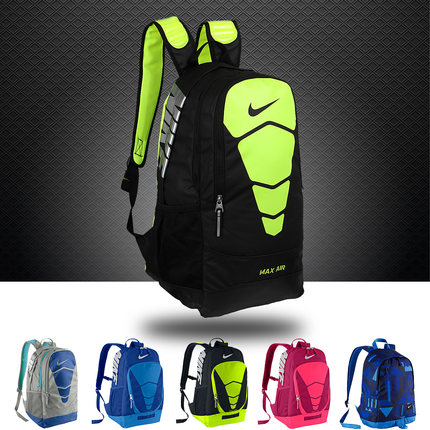 600365e16979 Authentic Nike   NIKE neutral men and women sports bag student backpack  computer bag schoolbag