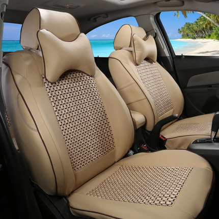 BYD f0 / fo / byd f0 / F3 / F3R / S6 / G3 / L3 / speed sharp SIRUI summer special leather seat covers