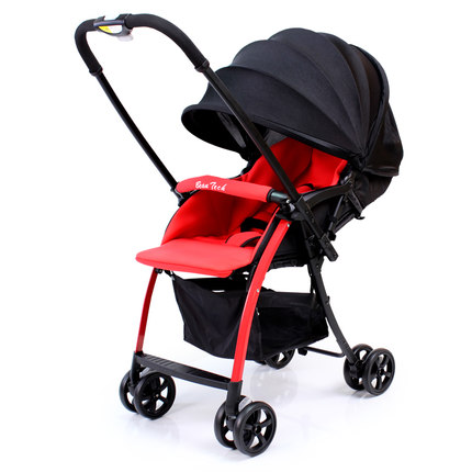 European super lightweight strollers Strollers four -way baby can sit reclining umbrella buggy car  sc 1 st  Alibaba : reclining strollers - islam-shia.org