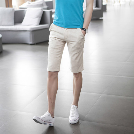 Buy Jane whale Mens summer new Slim thin section simple solid ...