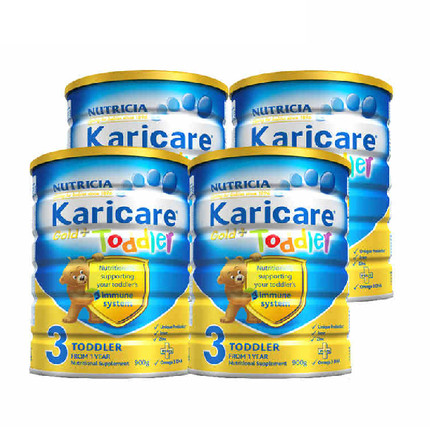 Buy Karicare can RiCOM Gold infant milk powder imported from New