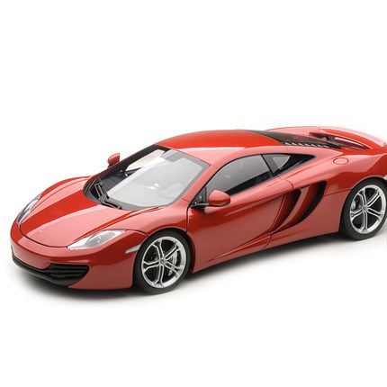 McLaren MP4-12C sports car Alto AUTOart 1:18 alloy car model simulation gift Cars