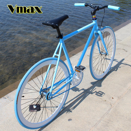 VMAX dead fly dead fly bicycle vehicle female models male models 24-inch 26 -inch fluorescent students live fly inverted brake Retro